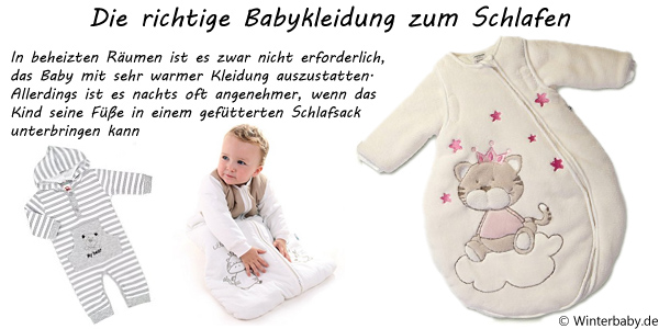 Baby Schlafsack Schlafanzug