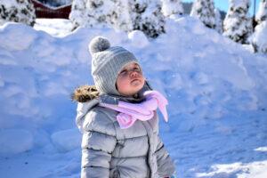 Baby im Winter richtig anziehen